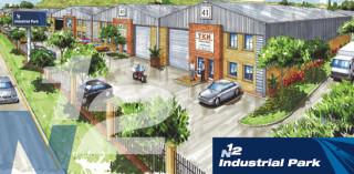 N12 Industrial Park logo